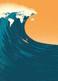 Die Zeit: Riding the Crises - Davide Bonazzi