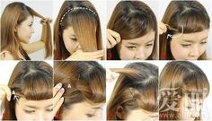 How to make fake fringe