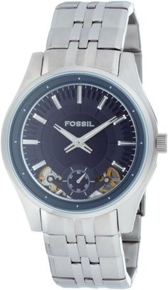 #Fossil Men's Mechanical Collection #watch #ME1066