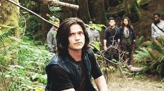 Thomas Mcdonell // Finn Collins #The100 #CW
