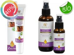 Kit Flora Zetafree spray corpo e gel dopopuntura 100% bio | Famideal.it