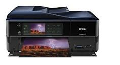 Amazon.com: Epson Artisan 837 Wireless All-in-One Color Inkjet Printer, Copier, Scanner, Fax, iOS/Tablet/Smartphone/AirPrint Compatible (C11CB20201): Electronics