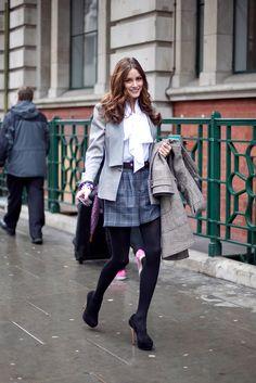 Socialite Olivia Palermo's style