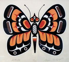 george hunt jr prints | Kwakwaka'wakw art | Art and design inspiration from around the world ...     Ditsy