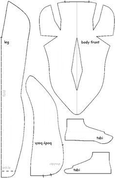 tabi pattern