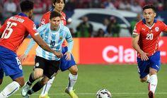 Copa America : Messi arrête avec l'Argentine après le sacre de la Chili en finale