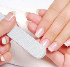 Get your Manicure done at the hand of our experts.