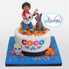 Disney Coco Cake