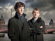 Sherlock - Protagonizada por Benedict Cumberbatch, Martin Freeman, Una Stubbs, Mark Gatiss... http://www.canalrgz.com/series/ficha/2149/sherlock