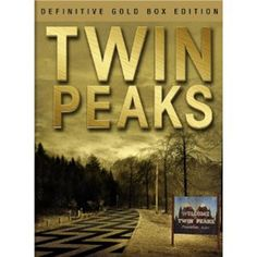 'Twin Peaks' The Complete Series DVD Set