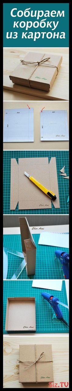 23 Clever DIY Christmas Decoration Ideas By Crafty Panda Diy Gift Box, Diy Box, Diy Gifts, Origami, Diy And Crafts, Paper Crafts, Diy Papier, Box Design, Diy Tutorial
