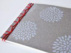 Tutorial fai da te: Come fare un quaderno con la rilegatura giapponese via DaWanda.com