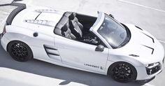 Linhart Audi R8 Spyder
