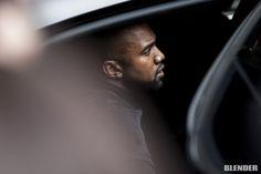 Kanye West - ParisFashionWeek