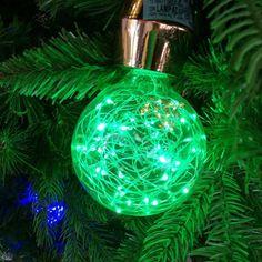 Kolekcia RGB EDISON Led, Christmas Bulbs, Holiday Decor, Home Decor, Globe, Decoration Home, Christmas Light Bulbs, Room Decor, Home Interior Design