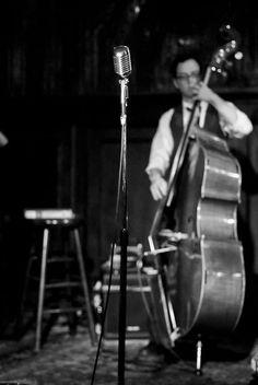 Music Club Musician, New Orleans