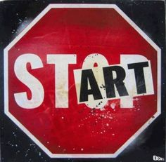 62 Ideas For Street Art Graffiti Ideas Banksy Street Art Graffiti, Street Art Quotes, Classe D'art, Urbane Kunst, Wow Art, Japanese Graphic Design, Quote Art, Art Classroom, Urban Art