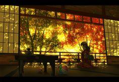 「秋麗の間」/「ど〜ら」のイラスト [pixiv]                                                                                                                                                                                 もっと見る