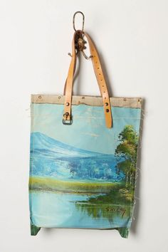 Wear the great outdoors on your bag! #shopcamp #HappyCamper