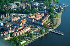 Kamień Pomorski, Poland Wide World, Poland, River, Outdoor, Outdoors, Rivers, Outdoor Games