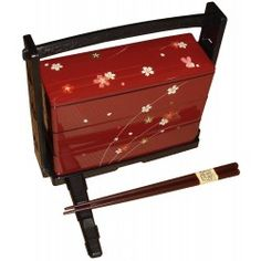 Just got my Hakoya Bento box ^.^ can't wait to make fillers.