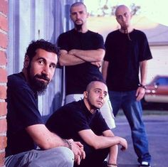 System of a Down System Of A Down, Nu Metal, Heavy Metal, Rock Music, New Music, Steal This Album, Syndrome Of A Down, Music People, Greatest Songs
