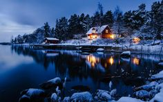 Nature Wallpaper Set 73 (Winter) « Awesome Wallpapers
