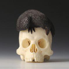 Skull and Raven・Hiraga Meigyokusai・Ivory