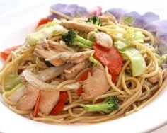 Chow Mein By 40 Love Cafe in Burbank, CA