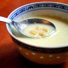 Tejszínes kukorica-krémleves