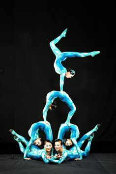 Entertainment ideas - Cirque du Soleil. my dream in life is to be apart of this circus <3
