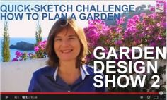 [DESIGN SHOW 2] – How to Design a Garden - find out how you can easily make your garden look more interesting here: http://www.successfulgardendesign.com/show2/