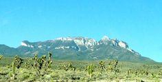 Lee Canyon in Las Vegas, NV