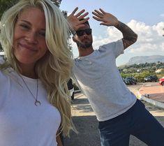 Catherine et Jonathan découvre l'Italie.