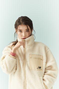 New Balance, Cool Girl, My Girl, Brand Magazine, Love U Forever, Iu Fashion, Korean Beauty, Korean Singer, Eye Candy