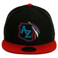 56fecdba551f7 Hat Club Exclusive Arizona Native Fitted Hat