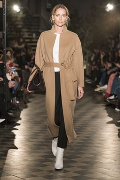 Filippa K Stockholm Fall 2018 Fashion Show Collection