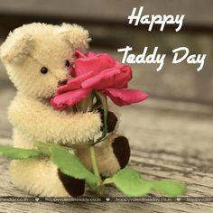 happy teddy day quotes / happy teddy day & happy teddy day images & happy teddy day quotes & happy teddy day valentines & happy teddy day wallpapers & happy teddy day my love & happy teddy day quotes in hindi & happy teddy day quotes for him Happy Teddy Day Images, Happy Teddy Bear Day, Teddy Bear Images, Teddy Pictures, Happy Valentines Day Images, Birthday Wishes For Girlfriend, Happy Birthday Wishes Cards, Cute Relationship Quotes, Cute Relationships