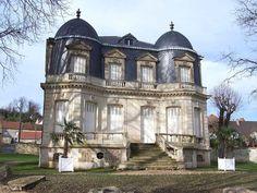 Andrésy Château - Andrésy — Wikipédia