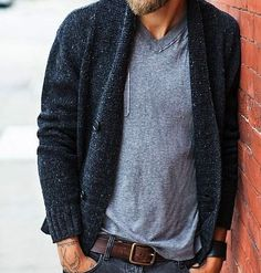 This look is crazy cozy , & would be good to wear around the house ... or work