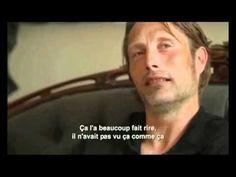 """Mads Mikkelsen à propos de Nicolas Winding Refn, extrait du documentaire """"NWR"""" de Laurent Duroche [2011]"""