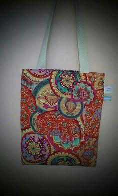 Primaveral.. Tote Bag, Bags, Fashion, Fashion Accessories, Handbags, Moda, Carry Bag, Dime Bags, Tote Bags
