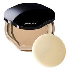 Shiseido Sheer and Perfect Компактная пудра с полупрозрачной текстурой - Купить компактную пудру для лица в интернет-магазине ИЛЬ ДЕ БОТЭ