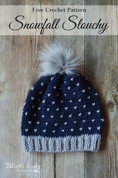 http://www.whistleandivy.com/2017/01/crochet-snowfall-slouchy-hat.html