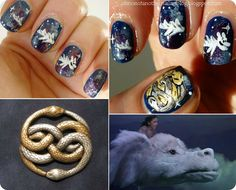Oh No, Not Another Nail Art Blog!...: Books and Film Collection - Fall Winter 2016-17 Ep...