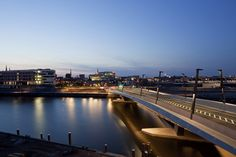 Baakenhafen Bridge, Hamburg, 2013 - Wilkinson Eyre Architects