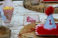 Vintage Wizard Of Oz Party! - Kara's Party Ideas - The Place for All Things Party Rainbow Birthday Party, 2nd Birthday Parties, Birthday Ideas, Gingham Party, Blue Gingham, Wizard Of Oz, Paper Crafts, Party Ideas, Tin Man