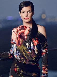 NCIS | Pauley Perrette | June 2013 Issue | London