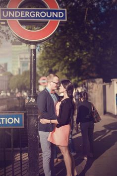 I like the idea of having a picture with the Wapping Station sign in it?