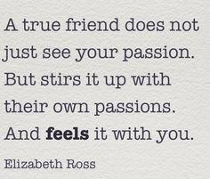 True friend....the book!!!